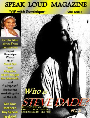 On The Cover: Mr.Steve Dade aka Skinny Moe