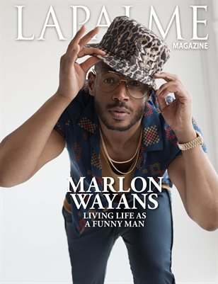 LAPALME - Summer 2019 Mens Book MARLON WAYANS