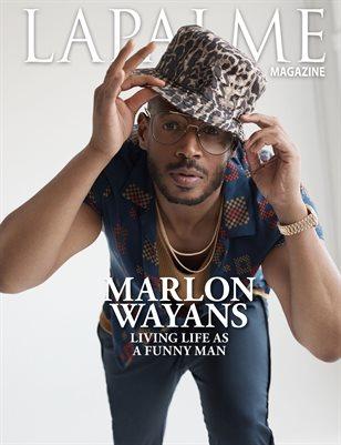 LAPALME - Summer 2019 Mens Book MARLON WAYANS