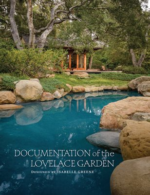Documentation of the Lovelace Garden by Isabelle Greene  HALS-CA-129