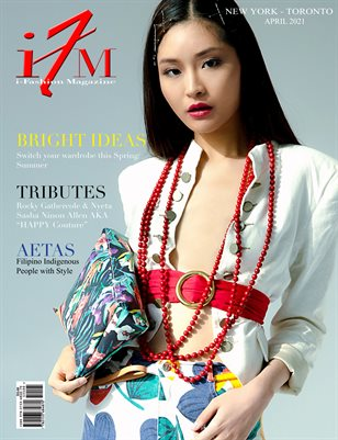 i-Fashion Magazine | April 2021 - Canada