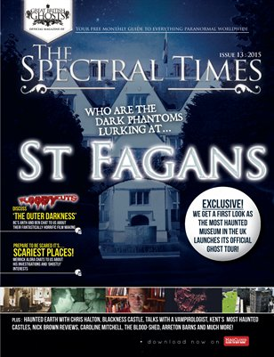 The Spectral Times : Issue 13