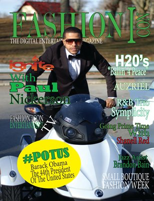 FASHION ICON MAGAZINE MARCH 2015