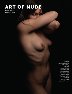 Art Of Nude - Issue 9 pt.1
