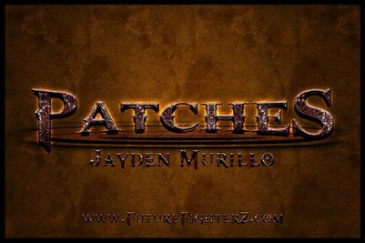 Jayden Murillo Name Design Poster #2