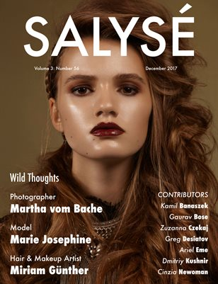 SALYSÉ Magazine | Vol 3:No 56 | December 2017 |