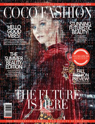 COCO Fashion Magazine - The Fashion Future Edition