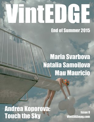 VintEDGE Issue 8 -  End of Summer 2015