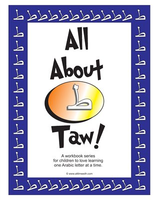 All About Taw Activity Book