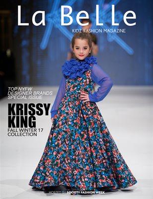 NYFW fw17 - Krissy King