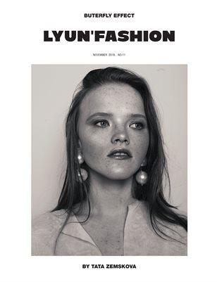 LYUN ISSUE No.11 (VOL No.3) C1