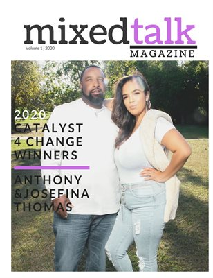 Mixed Talk Magazine Volume 1 2020 Rewind