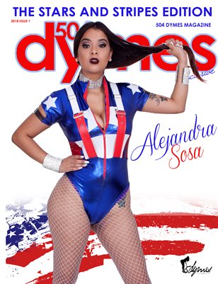504Dymes Magazine Stars And Stripes 2018 Vol. 2