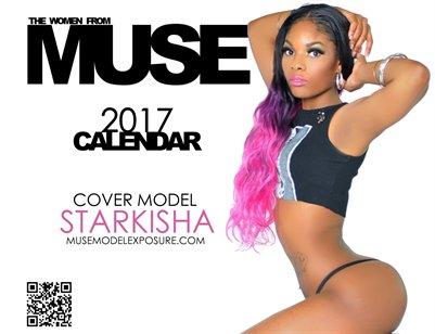 Muse Calendar 2017