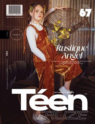 JULY 2021 Issue (Vol: 67) | TÉENCRUZE Magazine