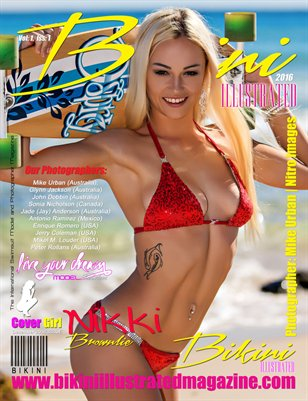 Bikini Illustrated Magazine - December 2016