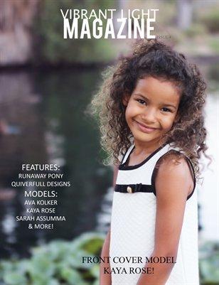 Vibrant Light Magazine: Issue 4