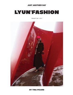 LYUN ISSUE No.14 (VOL No.10) C2