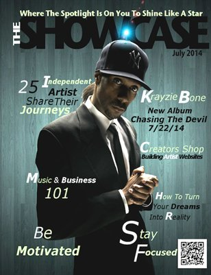 TheShowcase Magazine July 2014