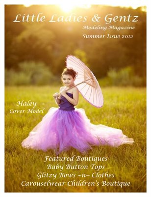 Little Ladies & Gentz Summer Issue