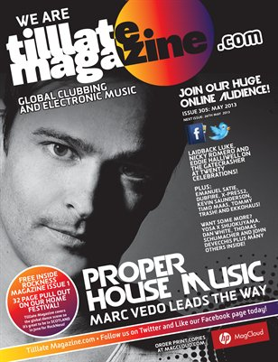 Tilllate Magazine May 2013