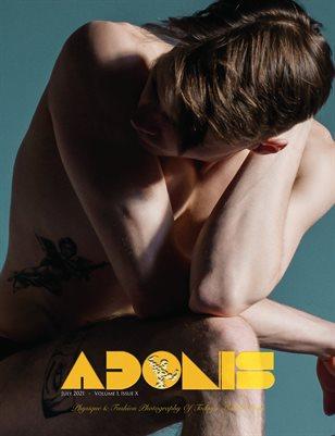 ADONIS MAGAZINE, Volume 1, Issue X