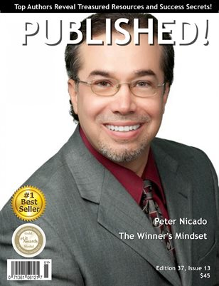 PUBLISHED! Magazine featuring Peter Nicado