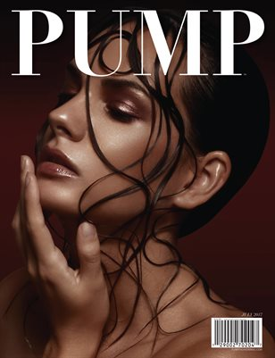 PUMP Magazine - The Beauty Editorial Edition Vol. 1 August 2017