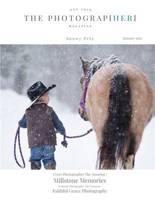 Snowy Pets | January 2021