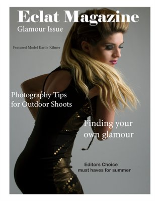 Eclat Magazine Glamour Issue