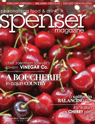 spenser magazine: issue four (may.jun 2012)