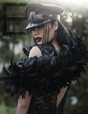 Dark Beauty Magazine ISSUE 50