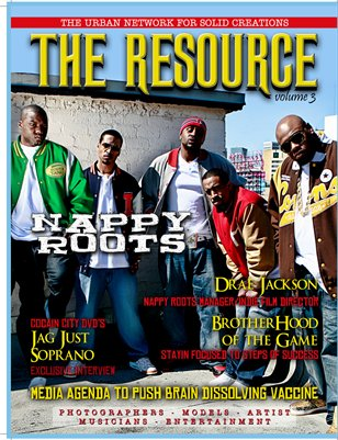 Urban Magazine: The Resource Volume 3