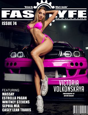 FASS LYFE ISSUE 74 FT. VICTORIA VOLKONSKAYA