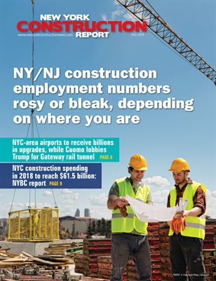 New York Construction Report Fall 2018 (Nov)