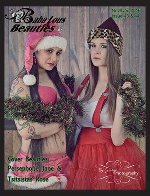 Anything Pin Up Issue 43 & 44: November & December 2016