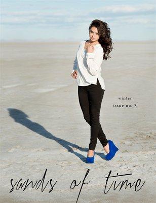 Sands of Time: Jbella Fashion Shoot