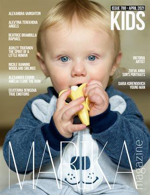 MARIKA MAGAZINE KIDS (ISSUE 788 - APRIL)