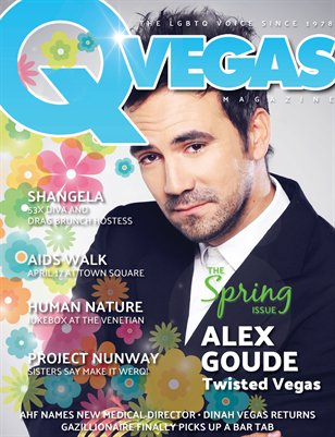 QVegas | The Spring Issue | April 2016