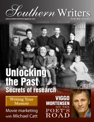 Southern Writers Magazine - May / June 2012