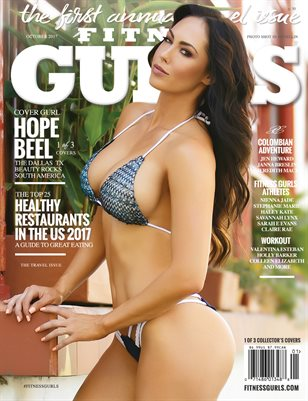 Fitness Gurls Travel Issue - Hope Beel