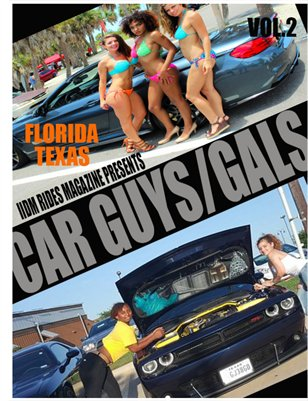 CAR GUYS/GALS VOL 2
