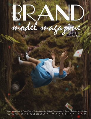 Brand Model Magazine  Issue # 83, Fairy Tale/Fantasy Themed