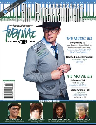 I Am Entertainment Magazine Vol 4, Iss 18 SEP-OCT '12