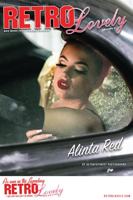 Alinta Red Cover Poster