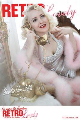 Sweetie Von Stitch Cover Poster