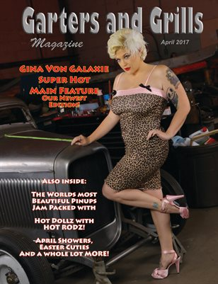 XL Large Issue with Gina Von Galaxie on Cover
