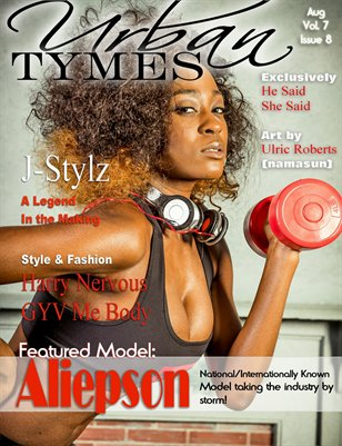 Urban Tymes Aug 2015: Aliepson!