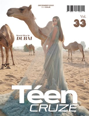 DECEMBER 2020 Issue (Vol: 33) | TÉENCRUZE Magazine