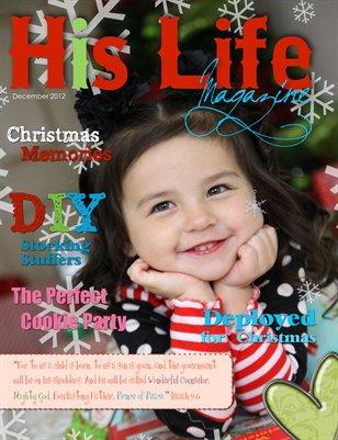 His Life Magazine 2012 Christmas Issue
